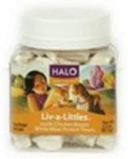 product image for Halo Liv-A-Little Chicken Treat (12x2.2 Oz)
