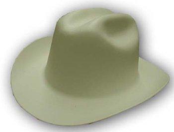 5825f20c Jackson Cowboy Hard Hat -White - Hardhats - Amazon.com