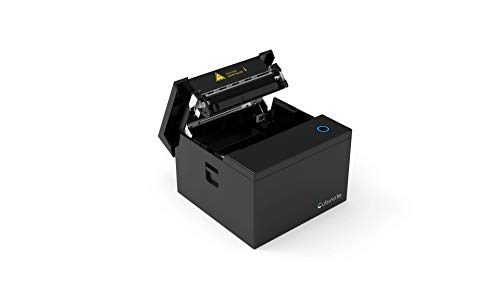 Cubinote Pro Thermal Printer   Inkless Sticky Note Printer   Photo Printer   Wi-Fi and Bluetooth Mode   Compatible with iPhone and Android (Black) by Cubinote (Image #5)