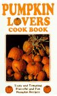 Pumpkin Lovers Cook Book, , 1885590113