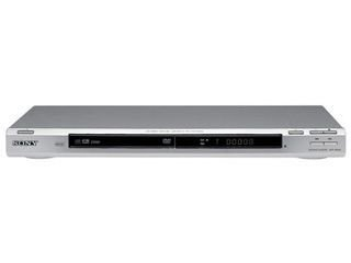sony dvd player. sony dvp-ns36 dvd player - silver dvd