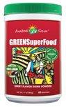 Amazing Grass saveur de petits fruits boire poudre 60 portions, vert super, Container 17 onces