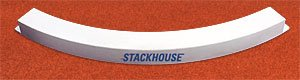 Stackhouse Depressed Cast Aluminum Pad Toe Board ()