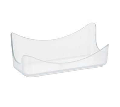 Officemax Index Cards - OfficeMax Plastic Business Card Holder, Clear by OfficeMax