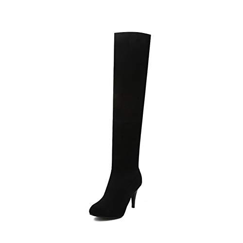 Sandales 36 Noir Compensées Balamasa Abl10896 Eu Femme 5 Noir 5q7WpYw