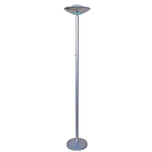 Floor Silver Halogen Lamp - Fancy Halogen Torchiere Floor Lamp 70
