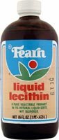 La lécithine liquide Fearn - 32