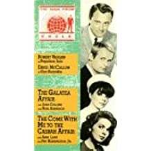 Man From U.N.C.L.E. - Vol. 4, The Galatea Affair/The Come With Me to the Casbah Affair