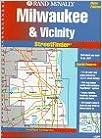 `INSTALL` Rand McNally Milwaukee & Vicinity: Streetfinder (Streetfinder Atlas). fixed bolsa Busch tutorial Adeline Closest 21C5NQFHJRL._SX100_BO1,204,203,200_
