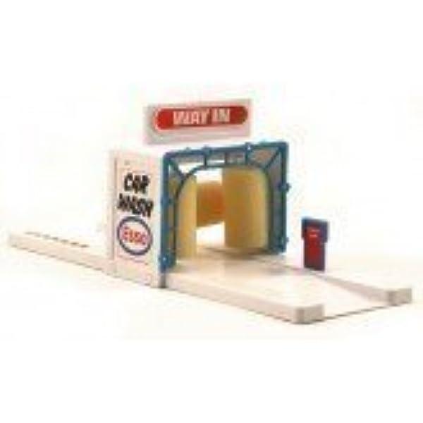 Lavadero de Auto Garage Modelo con Rodillos de Esponja para Garage ...