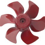 Vetus Inc Propeller Thruster Replacement SET0088 (Thruster Propellers)