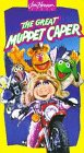 The Great Muppet Caper [VHS]