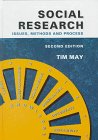 Social Research : Issues, Methods and Process, May, Tim, 0335200060