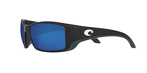 Costa Del Mar Men's Blackfin 580g Round Sunglasses