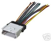 [SCHEMATICS_4JK]  Amazon.com: Stereo Wire Harness GMC Savana Van 01 02 (car Radio Wiring  Installation Parts): Car Electronics | Car Audio Wiring Harness |  | Amazon.com