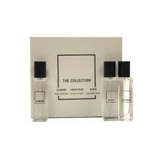 (Abercrombie & Fitch The Collection 3 Pieces Gift Set EDP Spray 0.5 Oz / 15 ml each Ellwood, Hempstead, Ryder Brand New in)