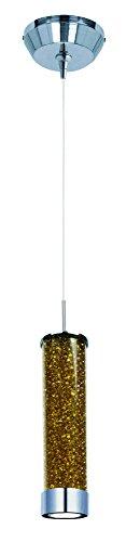 Chroma 1 Light Led (ET2 Lighting E94350-05PC Chroma 1-Light LED RapidJack Pendant and Canopy)