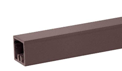 - CRL PKTS241BRZ Matte Bronze 200, 300, 350, and 400 Series Square Picket 241