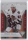 Brandon Bollig #/100 (Hockey Card) 2012-13 Panini Rookie Anthology - Titanium Rookies - Draft Position #14