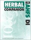 Download Herbal Companion to AHFS DI,2001 PDF