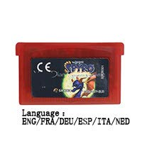 ROMGame 32 Bit Handheld Console Video Game Cartridge Card The Legend Of Spyro The Eternal Night Eng/Fra/Deu/Esp/Ita/Ned Language Eu Vers Red shell