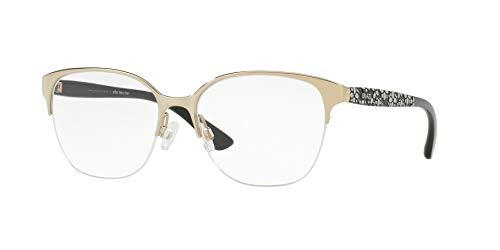 d5e415e4a31fb Óculos de Grau Grazi Massafera GZ1012 F692 Ouro Preto Lente Tam 52 ...