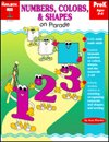 Numbers, Colors, & Shapes on Parade PreK