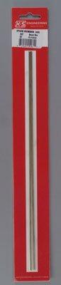 1 X 5161 Solid Brass Rod 3/64