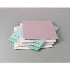 GRAHAM PROFESSIONAL TISSUE DRAPE & BED SHEETS 3 Ply Bed Sheet, White, 40'' x 90'', 50/cs