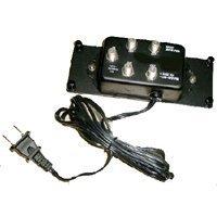 ホーム構造化配線同軸信号スプリッタ: UHF、VHF、FM、47 MHz – 860 MHz – 分散by NACワイヤとケーブル B01N2QFKOL