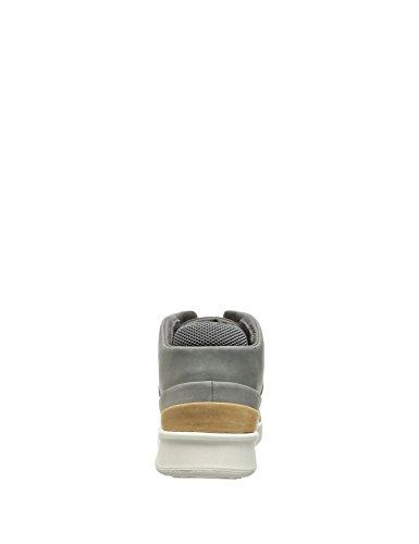 Lacoste Explorateur Mid 316 Hombre Zapatillas Negro Grau