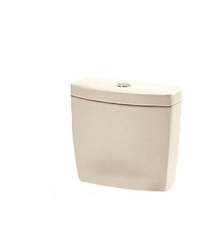 TOTO St412M#03 1.6Gpf And 0.9Gpf Aquia Dual Flush Toilet, Bone ()