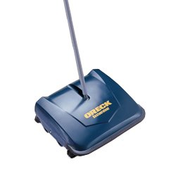 Oreck Commercial PR3200: Hoky Wet/Dry Manual Sweeper 12.5'' Wide