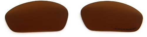 Oakley Men's Straight Jacket 13-907 Sport Replacement Lenses,Bronze Polarized Lens,one - Jacket Oakley Straight