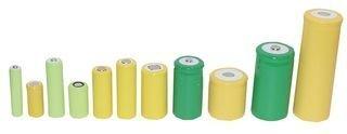 Dantona Industries Nickel Cadmium-Nicad Battery, 1.2V 350Mah - AAA-350