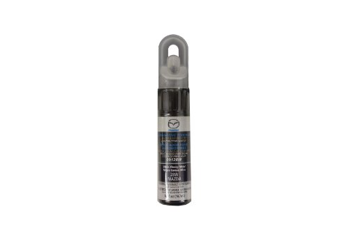 Genuine Mazda Fluid 0000-91-28W Touch-Up Paint - 13 ml
