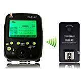YONGNUO YN-E3-RT Wireless Radio Tranmsitter+ YN-E3-RX WirelEss Radio Receiver HSS ETTL for 600EX-RT, 580EX II, 430EX II,YONGNUO YN565EX II,YN568EX II Flash Speedlite by YONGNUO