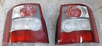 Range Rover Sport 2006-2009 CLEAR OEM Rear Taillights Genuine Land Rover NEW by EuroActive