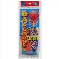 Ja-ru Punch Balloons 6 Packs of 2 (12 Total Balloons)