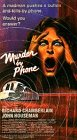 Murder By Phone [VHS]