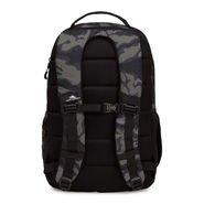 High Sierra Rownan Backpack with 15in. Laptop Pocket, Kamo/Black