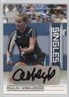Ashley Harkleroad (Trading Card) 2007 Ace Authentic Straight Sets - Singles - Autographs [Autographed] #SI-6