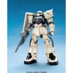 Bandai Hobby MS-06 ZAKU II F2 EARTH, Bandai Master Grade Action Figure