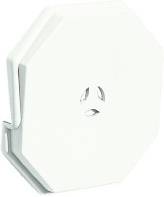 - Builders Edge 130110006123 Surface Block, White