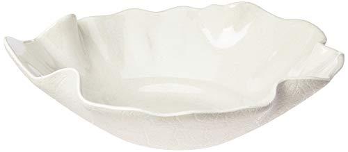 Saladeira Lotus Funda, Haus Concept, 53505/002, Creme