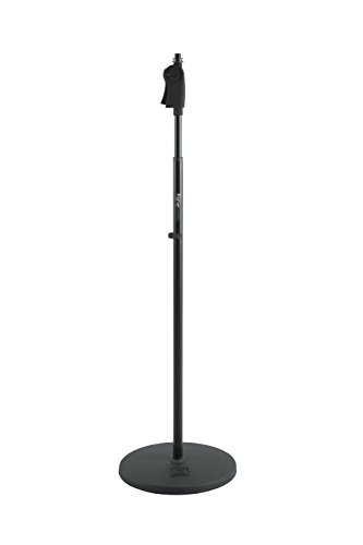 - Gator Frameworks Microphone Stand with 12
