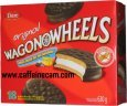 18- Pack of Dare Original Wagon Wheels Chocolate Marshmallow Cookies ,Individully Wrapped , 630g,22.2 Oz, Made in Canada by Dare