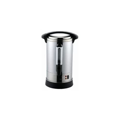 Image of Eurolux EUR306 Stainless Steel Double Insulated Urn, 30 Cups Coffee Urns