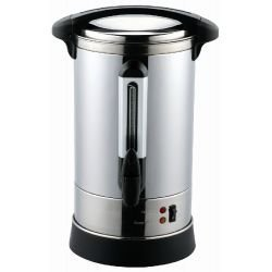 Eurolux EUR306 Stainless Steel Double Insulated Urn, 30 Cups