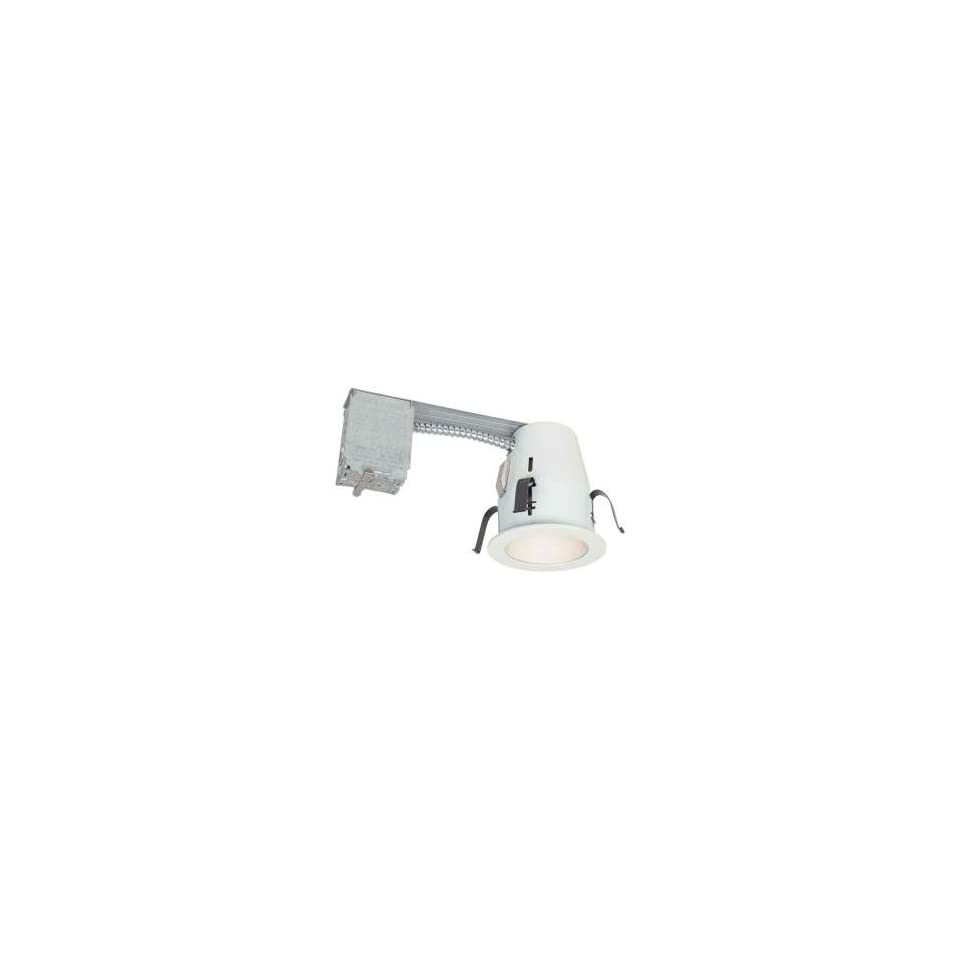 Commercial Electric 4 in. Non IC Remodel Recessed Lighting Kit (K15)